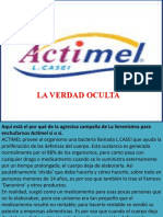 Actimel_La Verdad Oculta