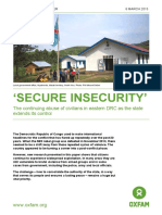 Secure Insecurity