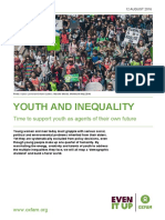 Youth and Inequality