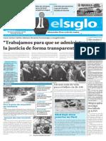 Edicion Impresa 18-03-2017 El Siglo