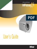 Projector InFocus X1 manual.pdf