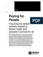 Paying for People