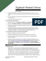 Typhoid 21