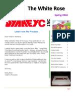 YAAEYC Spring Newsletter 2010