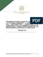 2016-127 Reglamento Nac Unico Del Concurso Seleccion Repr Delegados Cap