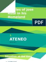 Rizal Report 1