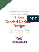 Interweave Press, LLC - Beading Daily 7 Free Necklaces Freemium