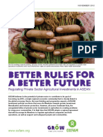 Better Rules for a Better Future