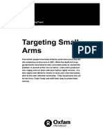 Targeting Small Arms