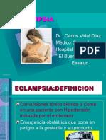 Eclampsia y Manejo.