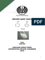 Struktur fenol