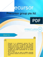 Precursor - Previously known as K.G. TAN & CO PAC