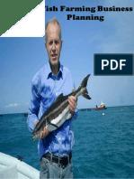 fish farming business planning