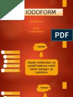 Uji Iodoform