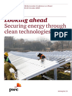 Looking Ahead Securing Energy Through Clean Technologies
