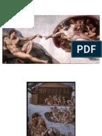 michelangelo - Pinturas