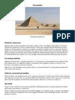 Piramidele