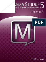 MangaStudio 5.0.2 User Guide