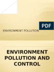 What is Pollution and its Causes