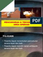 Cukur & Anti Septic Area Operasi.ppt