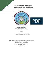 Novita Patmasari 141.0072 MAKALAH SISTEM IMUN HEMATOLOGI Uji Interferon Gamma Pada Tuberkulosis