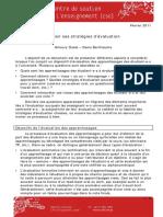Memento m4 Strategies Evaluation V3 13fevrier2011