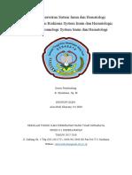 Ailsa Budi K 141.0004 Patofisiologi Dan Bokimia Sistem Imun Dan Hematologi