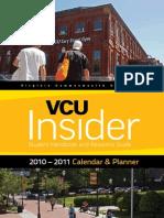 2010-11 VCU Insider