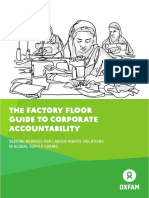 The Factory Floor Guide to Corporate Accountability