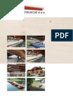 Drvene Konstrukcije Katalog 2013
