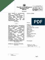 Aguinaldo v. Aquino