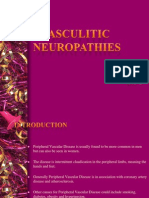 Vasculitic Neuropathies