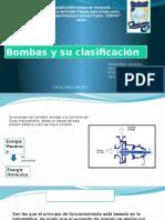 Bombas Exposicion de Mecanica de Fluidos LISTA
