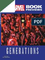 Marvel Book Previews 13