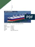 Bagian Bagian Utama Kapal serta penjelasan