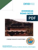 ORN_09 - A Design Manual for Small Bridges