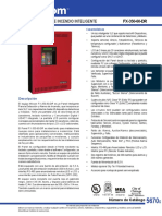 CAT-5670S FX-350-60-DR Intelligent Fire Alarm Control Panels
