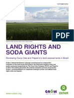 Land Rights and Soda Giants