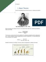 24 - Bayes Theorem & Bayesian Statistics