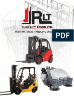 Ri-Go Lift Truck Ltd. Catalog