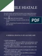 Curs 6 - Hernii Hiatale
