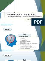 # Tema 1 Gestion Curricular TICs. 1raParte