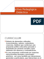 Perspectiva Pedagógica Didáctica.ppt