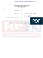NSA Wayne Murphy declaration