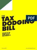 The Tax Dodging Bill