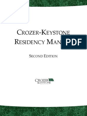 crozer_manual_-_second_edition.pdf | Nonsteroidal Anti ...