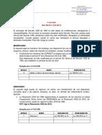 Taller Decreto 1295 HOY