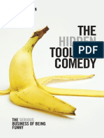 The Hidden Tools of Comedy The Serious Business of Being Funny.epub