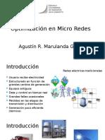 Microrredes Eléctricas