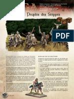 Saga Peuples des Steppes Fr